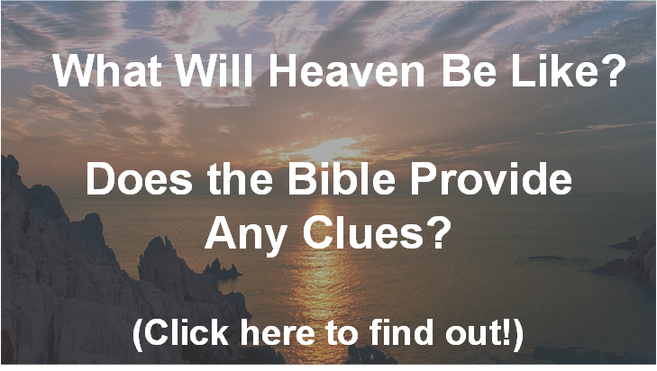 what does bible say about heaven